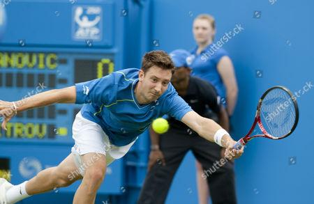 Editorial photo of Aegon Championships tennis tournament, Queens Club, London, Britain - 08 Jun 2010