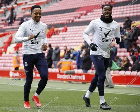 Editorial photo of Liverpool FC vs Crystal Palace, United Kingdom - 23 May 2021