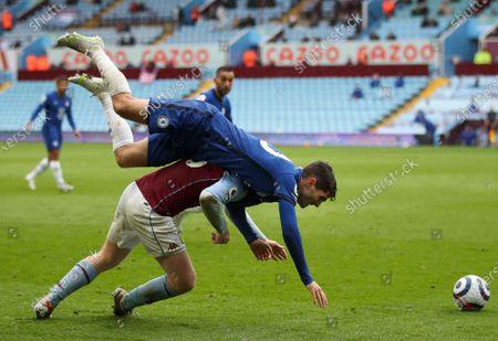 Editorial picture of Aston Villa vs Chelsea FC, Birmingham, United Kingdom - 23 May 2021