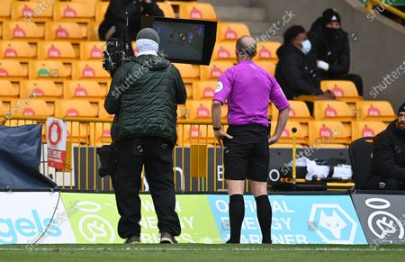 Editorial image of Wolverhampton Wanderers vs Manchester United, United Kingdom - 23 May 2021