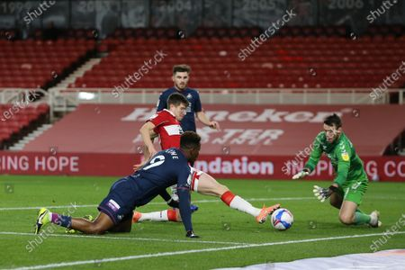 Editorial image of Middlesbrough v Swansea City - Sky Bet Championship, United Kingdom - 02 Dec 2020