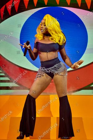 Editorial image of Billboard Music Awards, Show, Los Angeles, California, USA - 23 May 2021