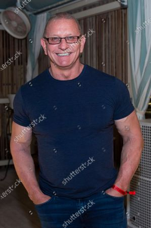 Chef Robert Irvine attends Chef's Afterparty at The Goodtime Hotel, in Miami Beach, Fla