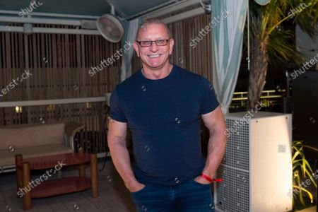 Stock Photo of Chef Robert Irvine attends Chef's Afterparty at The Goodtime Hotel, in Miami Beach, Fla