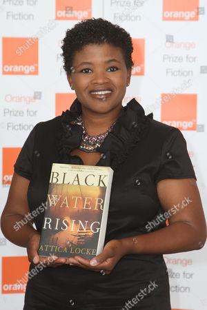 Attica Locke, author of 'Black Water Rising'