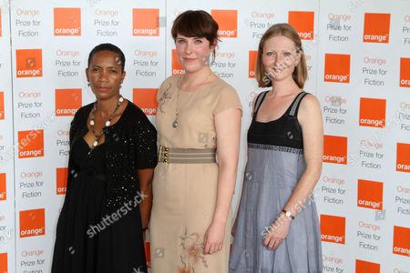 Evie Wyld, Irene Sabatini and Jane Borodale