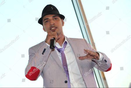 Editorial picture of Mehrzad Marashi, singer and winner of 'Deutschland sucht den Superstar', Vienna, Austria - 09 Jun 2010
