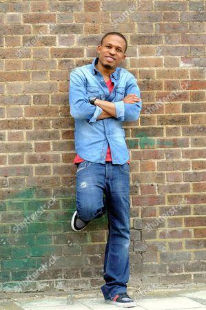 Editorial photo of Rapper Naeto in London, Britain - 05 Jun 2010