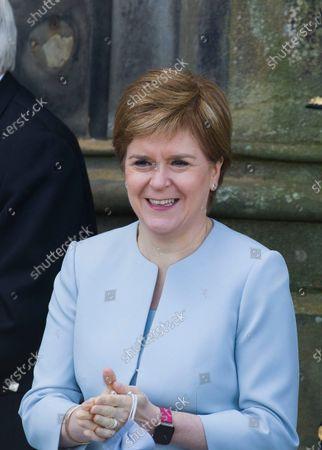First Minister of Scotland Nicola Sturgeon