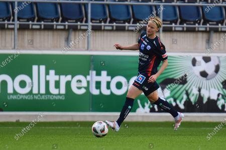 Editorial photo of Linkoping FC v Vittsjo GIK, OBOS Damallsvenskan, Linkoping Arena, Linkoping, Sweden - 23 May 2021