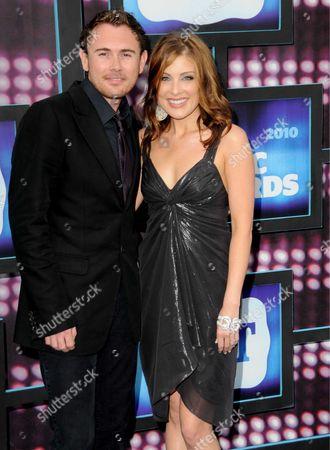Editorial image of CMT Music Awards, Nashville, America - 09 Jun 2010