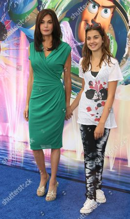 Teri Hatcher and Daughter Emerson Rose Tenney