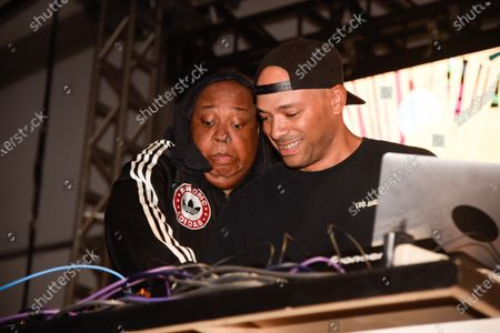Joseph Simmons also know as his stage name Rev Run, performs at Bacardi presents Best of the Fest