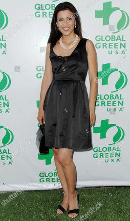 Editorial photo of Global Green USA's 14th Annual Millennium Awards, Santa Monica, Los Angeles, America - 12 Jun 2010