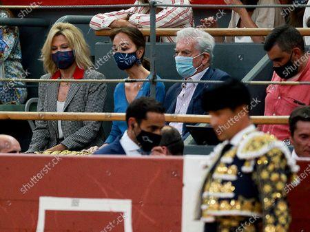 Editorial photo of Bullfighting show performance, Vistalegre bull round, Madrid, Spain - 21 May 2021