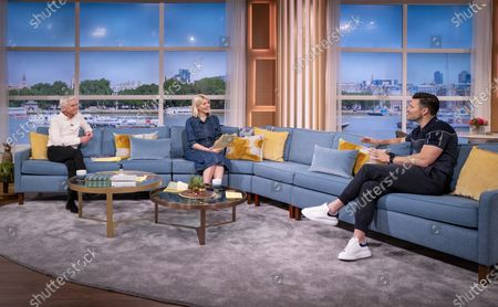 Editorial image of 'This Morning' TV Show, London, UK - 24 May 2021