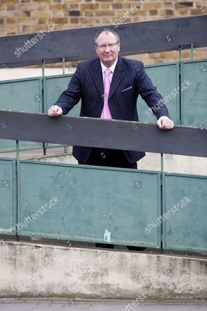 Editorial picture of Phil Siers, Managing Director of betting broadcast company SIS, London, Britain - 12 Apr 2010