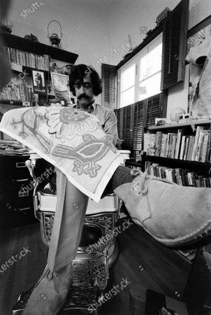 Editorial picture of Sergio Aragones Domenech, Ojai, California, USA - 03 Jan 1971