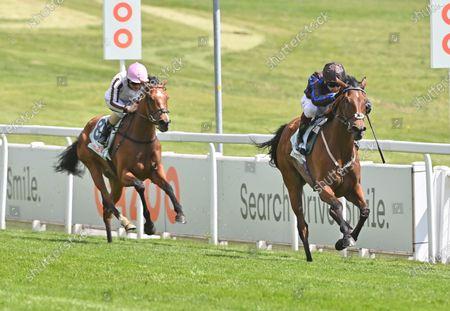 Editorial photo of The Cazoo Derby Festival, Horse Racing, Epsom Racecourse, Epsom, UK - 05 Jun 2021