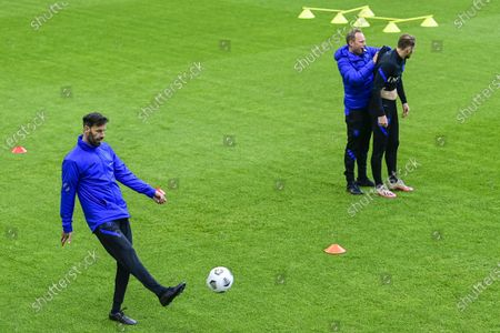 Ruud van Nistelrooy during a training session of the Dutch national team at the KNVB Campus on May 24, 2021 in Zeist, The Netherlands. The Dutch national team is preparing for the UEFA EURO 2020 in Zeist.