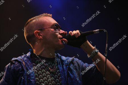 Editorial photo of Rock Ness 2010, Dores, Inverness-shire, Scotland, Britain - 12 Jun 2010