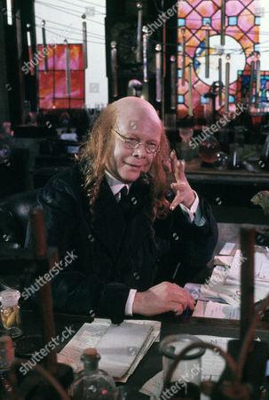 Stock Image of Ronald Lacey as Thaddeus Sholto/Bartholomew Sholto