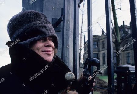 Stock Picture of Ronald Lacey as Thaddeus Sholto/Bartholomew Sholto