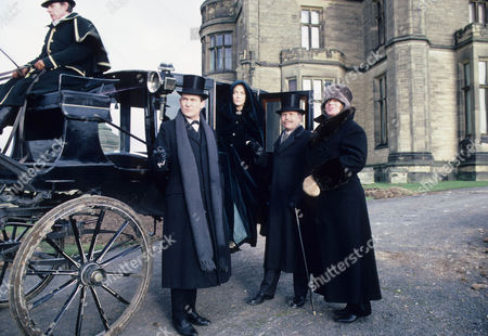 Editorial image of 'The Sign of Four' TV programme, Britain - 1987