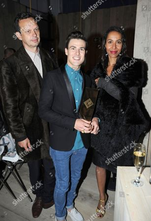 Tom Dixon, Lee Broom and Michelle Ogundehin