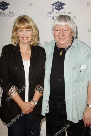 Ilene Graff and husband Ben Lanzarone