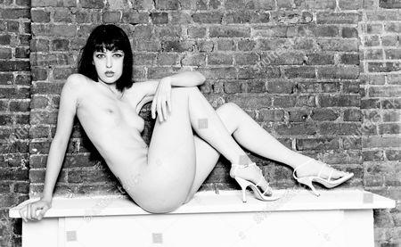 Stock Image of Marisa Eastwick