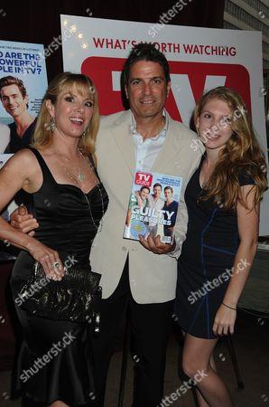 Ramona Singer, Mario Singer, Avery Singer