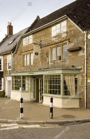 The Wild Garlic restaurant, Beaminster, Dorset, Britain