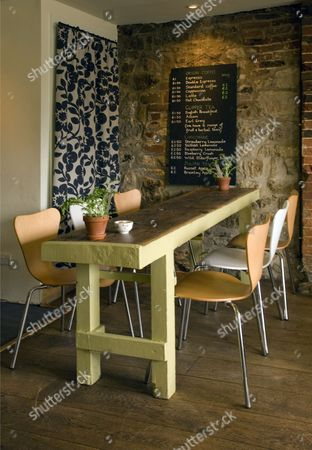 Mat Follas at The Wild Garlic restaurant, Beaminster, Dorset, Britain.