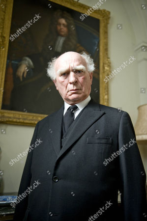 Stock Picture of Ken Campbell as Mr Crump.