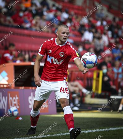 Editorial photo of Charlton Athletic v Doncaster Rovers - Sky Bet League One, London, United Kingdom - 19 Sep 2020