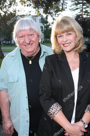 Ben Lanzarone and Ilene Graff