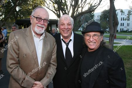 Stock Image of Gil Cates, Charles Fox and Joel Zwick