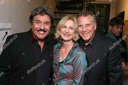 Tony Orlando, Julia Fordham and Paul Reiser