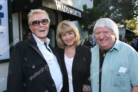 Bob Crewe, Ilene Graff and Ben Lanzarone