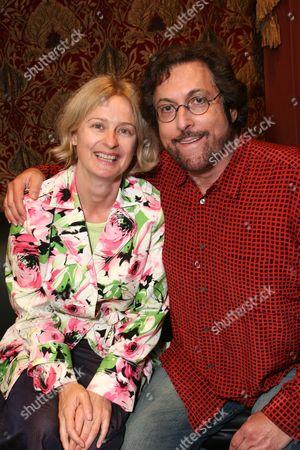 Julia Fordham and Stephen Bishop
