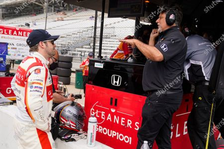 Editorial image of IndyCar Indy 500 Auto Racing, Indianapolis, United States - 20 May 2021