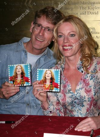 Stock Picture of Dick Scanlan and Sherie Rene Scott