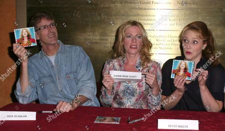Editorial photo of 'Everyday Rapture' Cast CD Signing, New York, America - 15 Jun 2010