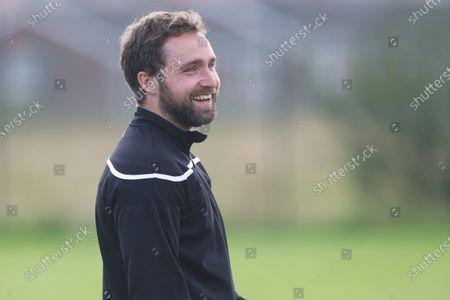 Editorial picture of Hartlepool United - Pre Season Training, Durham, United Kingdom - 27 Aug 2020