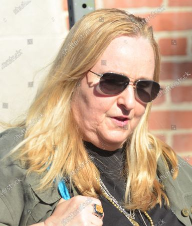 Editorial image of Exclusive - Melissa Etheridge out and about, Los Angeles, California, USA - 24 May 2021