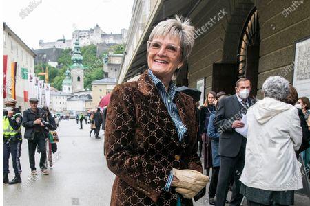 Stock Picture of Gloria von Thurn und Taxis