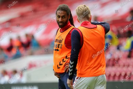 Editorial picture of Middlesbrough v Queens Park Rangers - Sky Bet Championship, United Kingdom - 05 Jul 2020