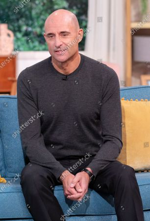 Stock Image of Mark Strong