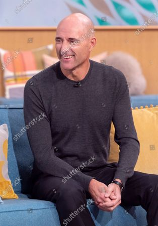 Stock Photo of Mark Strong